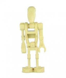 Figurka LEGO Bitevní Droid zepředu