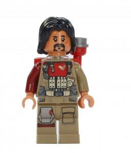 Figurka LEGO Baze Malbus zepředu