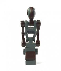 Figurka LEGO FA-4 droid pilot zepředu