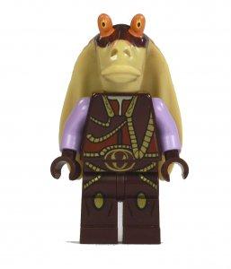 Figurka LEGO Kapitán Tarpals zepředu