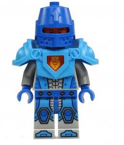 Figurka LEGO Královský Nexo voják zepředu