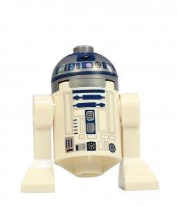 Figurka LEGO R2-D2 zepředu