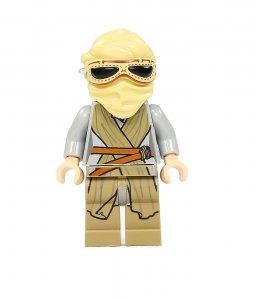 Figurka LEGO Rey zepředu