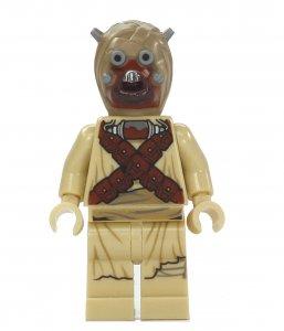 Figurka LEGO Tusken zepředu