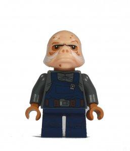 Figurka LEGO Ugnaught zepředu