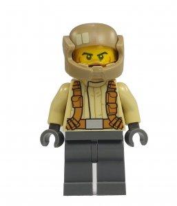 Figurka LEGO Voják odporu zepředu
